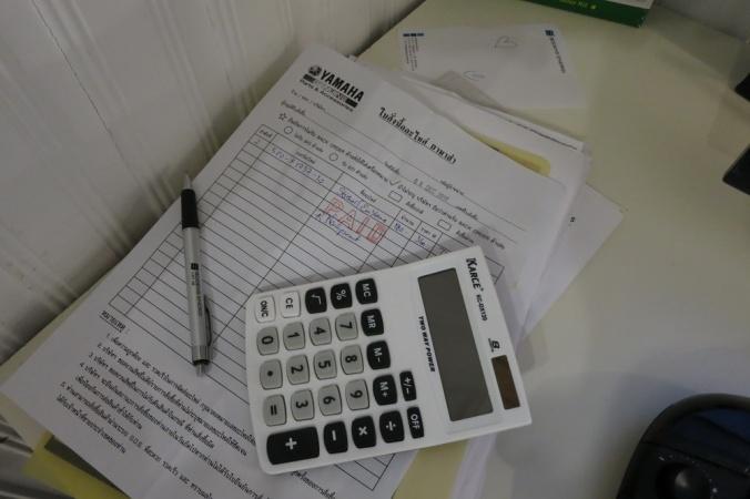Budgeten